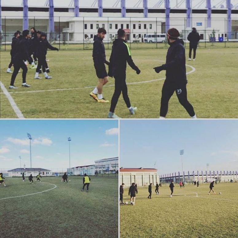 Afjet Afyonspor, Düzyurtspor maçı hazırlıklarına başladı !!!