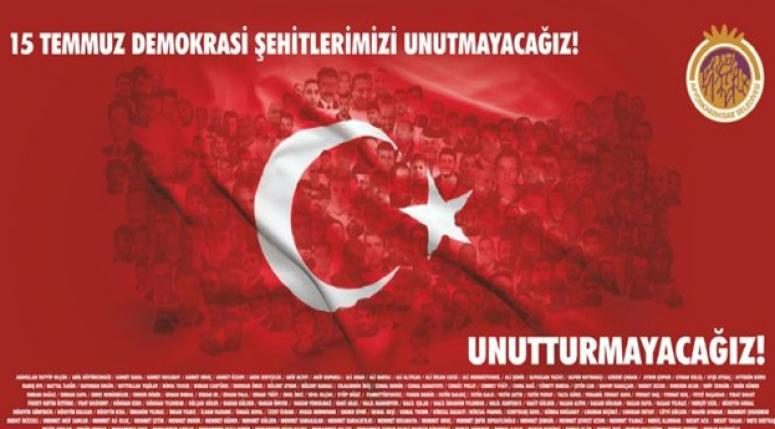 AFYONHABER - 15 TEMMUZ DESTANI FOTOĞRAF SERGİSİ