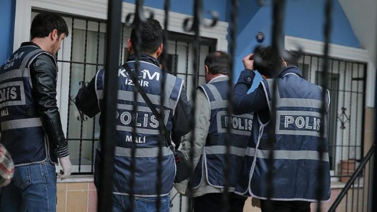 FETÖ'den gözaltına alındılar