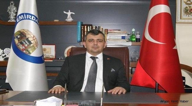 Serkan Koyuncu kampanyaya destek veren Türkiye'de ilk belediye başkanı oldu