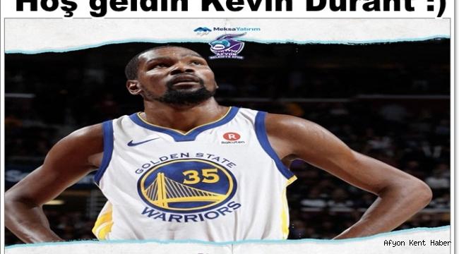 Afyon Belediyespor Basketbol takımından transfer haberi!