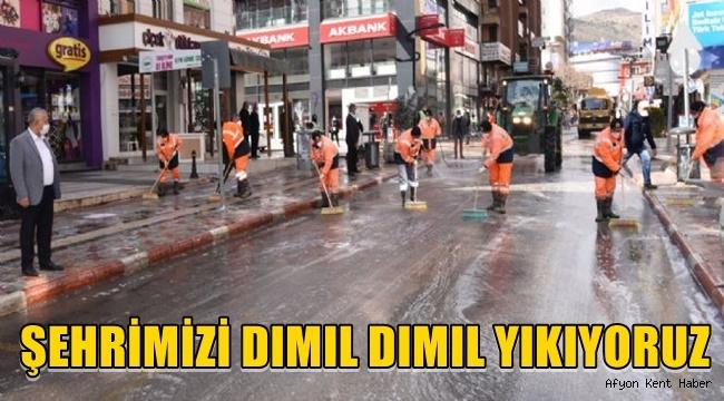 Afyonu Dımıl Dımıl Yuduk Videosu dikkat çekti !!