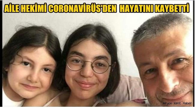 Aile Hekimi Yavuz Kalaycı Coronavirüs'e yenik düştü!