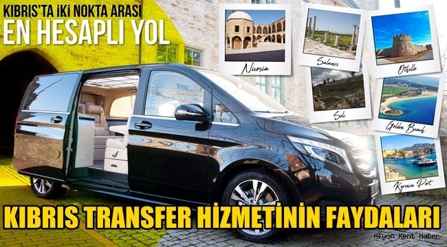 Kıbrıs Transfer Hizmetinin Faydaları