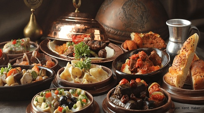 Ramazan'da bu 5 mucize Besini tüketelim!