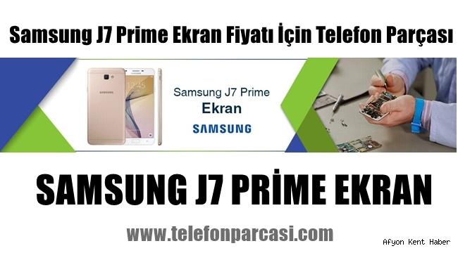 Samsung J7 Prime Ekran Fiyatı İçin Telefon Parçası