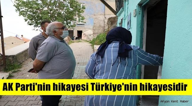 AK Parti'nin hikayesi Türkiye'nin hikayesidir