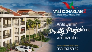Antalya'nın Yükselen Değeri Antalya Vali Konakları 2