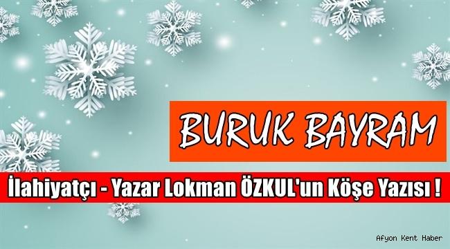 Buruk Bayram - Lokman Özkul