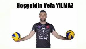 Vefa YILMAZ, Afyon Belediye Yüntaş'ta !!