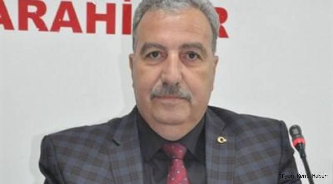 """MHP İl Başkanı Mehmet Kocacan""""Türkiye güçlü bir ülkedir"""""""