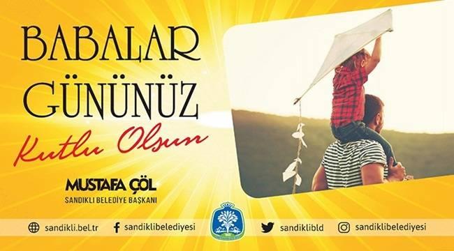 Mustafa Çöl'den Babalar Günü Mesajı !