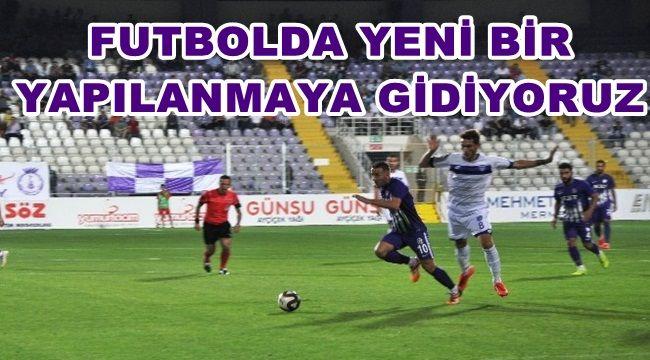 Hedef Afyon'u Süper Lige çıkarmak