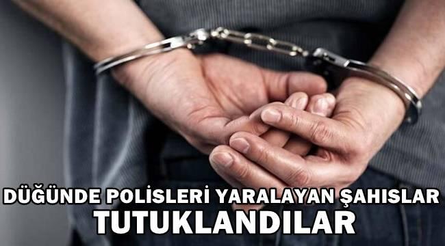 Afyonkarahisar'da Dügünde Polisleri yaralayan şahıslar tutuklandılar !