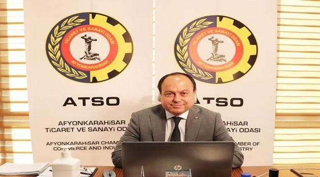 Atso Başkanı Hüsnü Serteser değerlendirmelerde bulundu