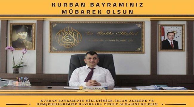 Emirdağ Belediye Başkanı Serkan Koyuncu Bayram Mesajı