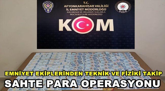 Sahte Para Operasyonu !! Tutuklandılar !!