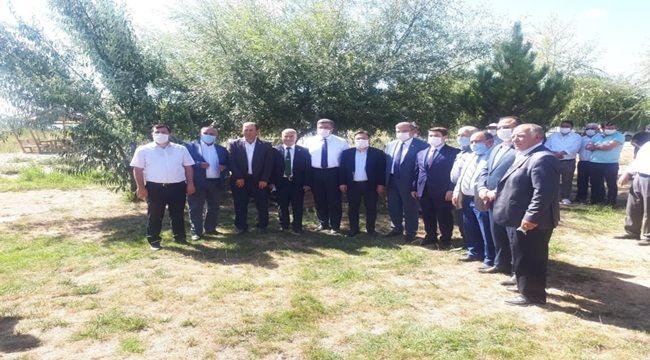 Kayıhan Belediye Başkanı Şahin teşekkür etti !
