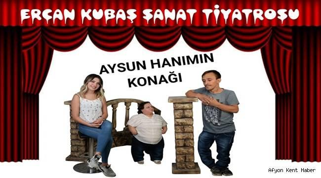 Ercan Kubaş Tiyatrosu , 7 İl'de turneye çıkıyor!