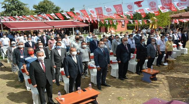 Fahri Fevzi Kartal yeniden başkan seçildi