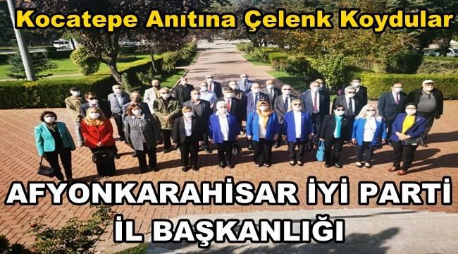 Afyonkarahisar İYİ PARTİ'nin 3.yılını kutladı!
