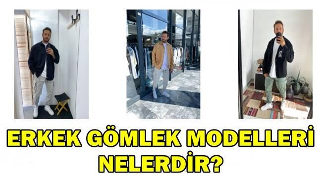 Erkek Gömlek Modelleri Nelerdir?