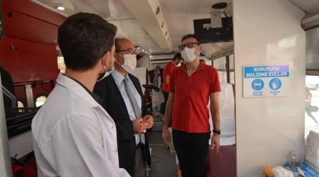 Kan ver Afyon kampanyasına Çöl'den büyük destek