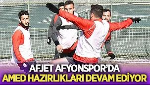 Afjet Afyonspor -Amed Sportif Faaliyetler maçı ne zaman, saat kaçta ve hangi kanalda canlı yayınlanacak? |2.Lig.