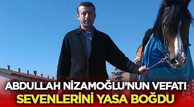 MHP yönetim kurulu üyesi Abdullah Nizamoğlu hayatını kaybetti!