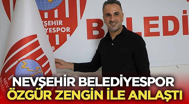 Nevşehirspor, Afjet Afyonspor'dan ayrılan Özgür Zengin ile anlaştı