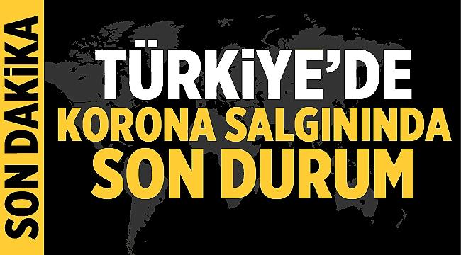16 Ocak Türkiye'de koronavirüs tablosu