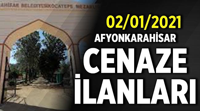 Afyon Belediyesi Cenaze İlanları