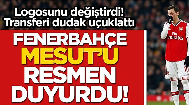 Fenerbahçe, yıldız futbolcu Mesut Özil'i kadrosuna kattı