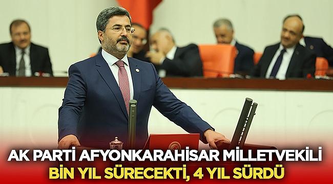 Ali Özkaya: Bin Yıl Sürecekti, 4 Yıl Sürdü