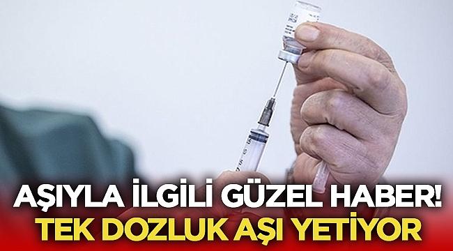 Korona virüs aşısında flaş gelişme!
