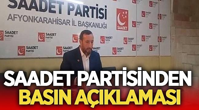Başkan Orhan Arslan Basın Açıklaması