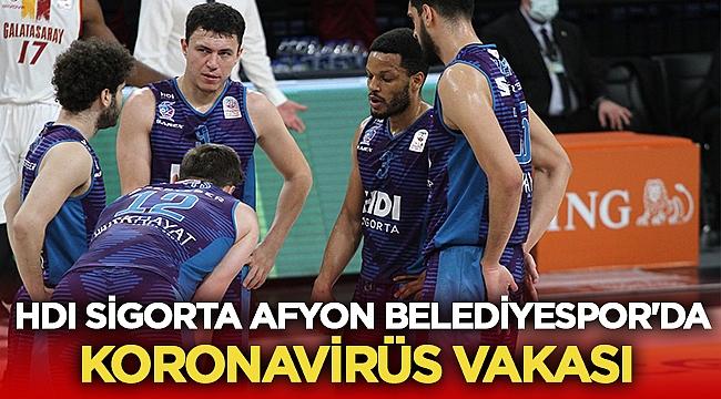 Afyon Belediyespor'da Koronavirüs vakası!