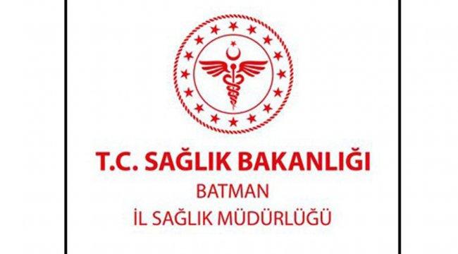 Batman İl Sağlık Müdürlüğü: BioNTech aşılar geldi