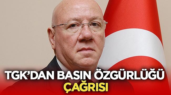 Türkiye Gazeteciler Konfederasyonundan Çağrı!