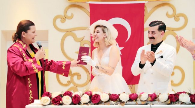 İzmit'te nikahta son 18 yılın rekorunu kırdı