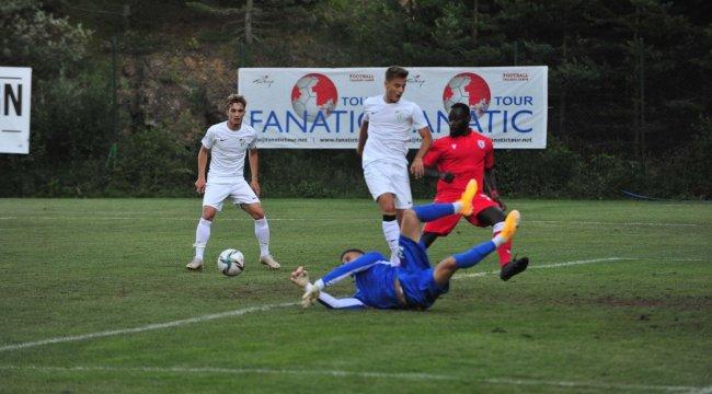Yılport Samsunspor, Bursaspor'u 2-1 yendi