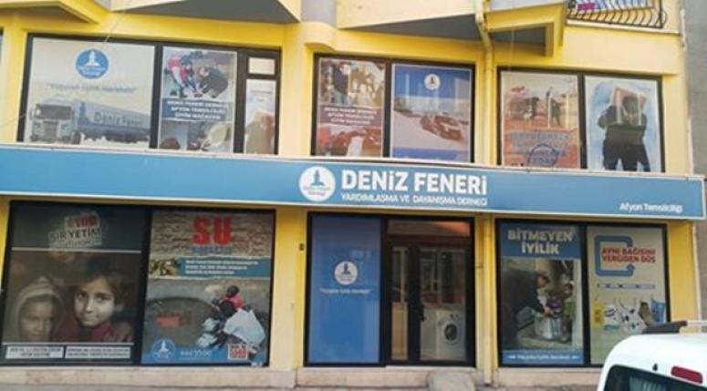 Afyon Deniz Feneri Derneği gıda yardımlarını hızlandırdı