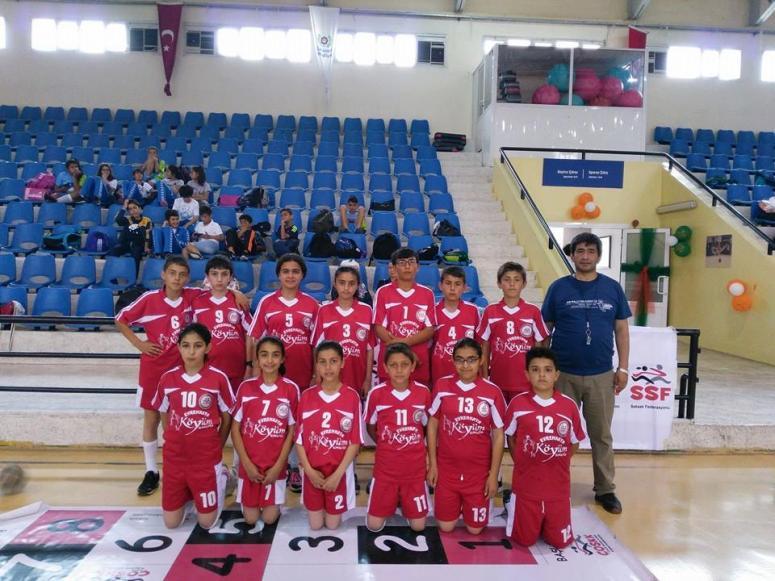 Beyazıt İlkokulu ve Ortaokulu Kupa İle İlimize Döndü !!!