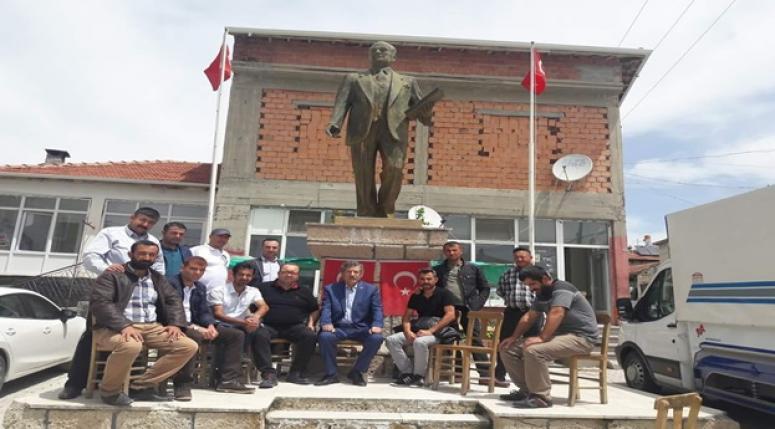 """RAMAZAN AKGÖZ """"RANTİYEYE DEĞİL EMEKLİYE"""""""