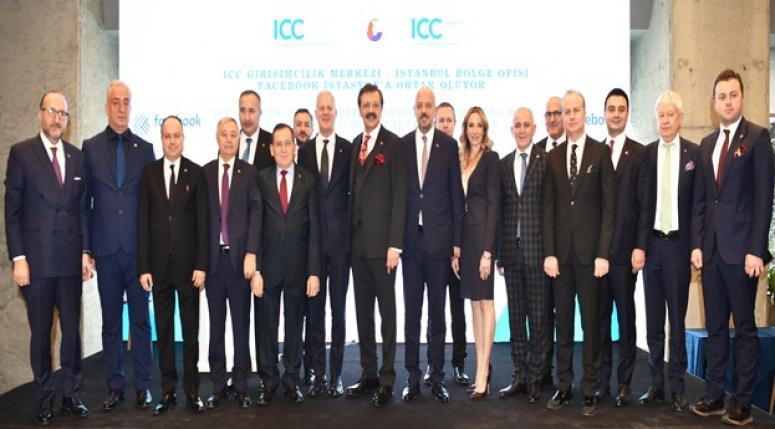ICC Girişimcilik Merkezi İstanbul Bölge Ofisi'nin açılışı