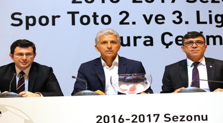 Spor Toto 3.Lig'de kuralar çekildi, Afjet Afyonspor 3.grupta yer aldı !!!