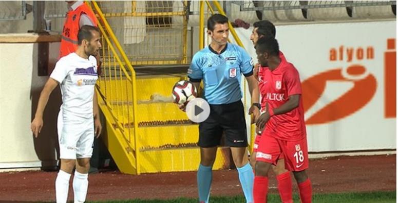 Afjet Afyonspor, Balıkesir karşısında 2 puan kaybetti