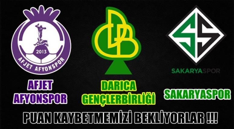 PUAN KAYBETMEMİZİ BEKLİYORLAR !!!