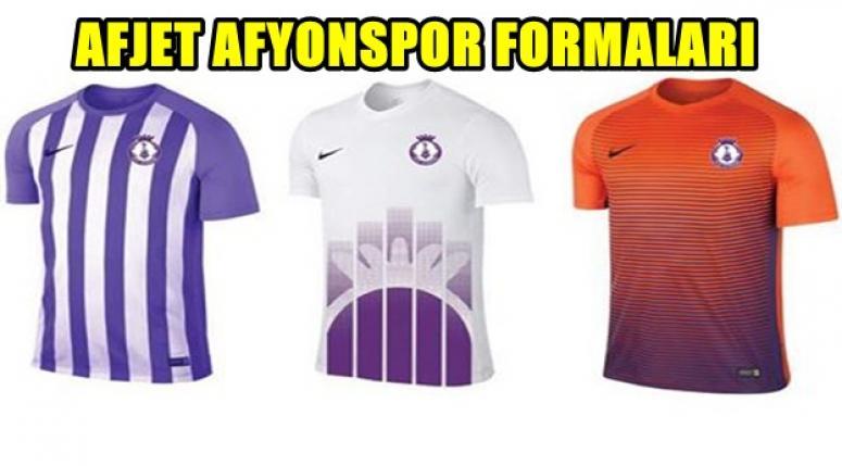 AFJET AFYONSPOR FORMALARI BELİRLENDİ
