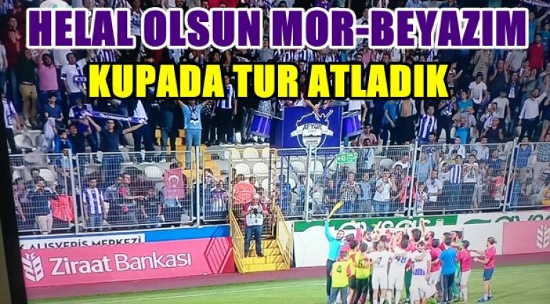 AFJET AFYONSPOR - MKE ANKARAGÜCÜ MAÇ SONUCU 2-0